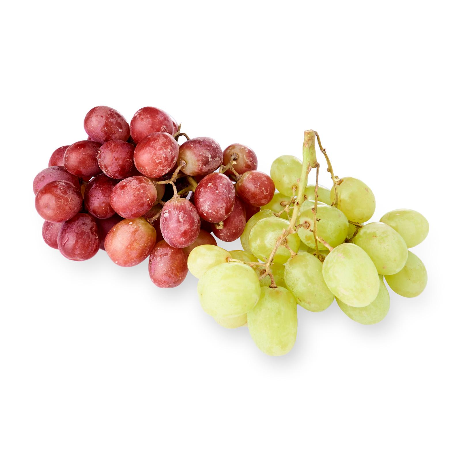 Sweet & Juicy Red and Green Mix Grapes