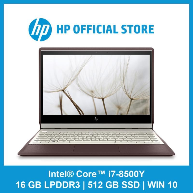HP Spectre Folio 13-ak0044tu/ Intel® Core™ i7-8500Y Processor/ 16 GB LPDDR3-1866 SDRAM/ 512 GB PCIe® NVMe™ M.2 SSD/ WIN 10