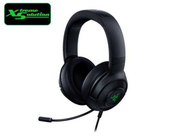 Razer Kraken X USB 7.1 Surround Wired Gaming Headset
