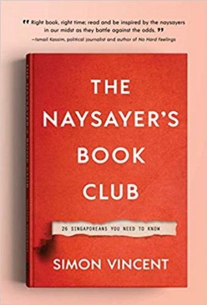 THE NAYSAYERS BOOK CLUB