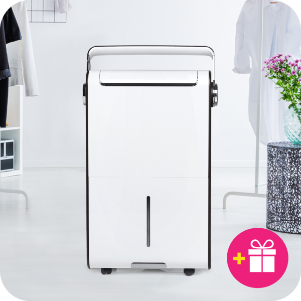 novita Dehumidifier ND838 + FOC LaundryFresh™ Enhancement Pack Singapore