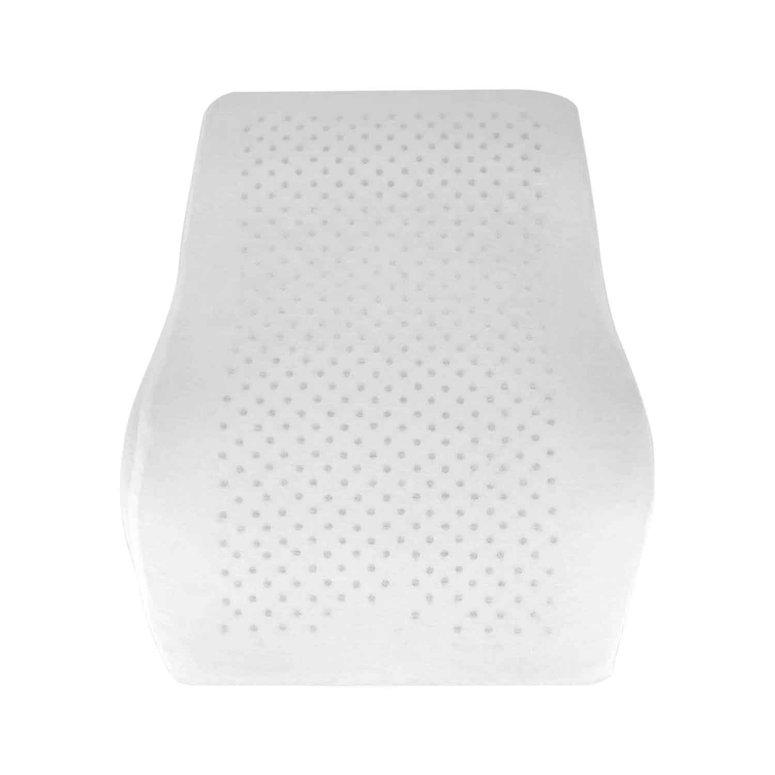 Hot Sale Natural Latex Chair Back Cushion Memory Rebound Waist Pillow Office Car Orthopedic Cervical Spine Vertebrae Pad
