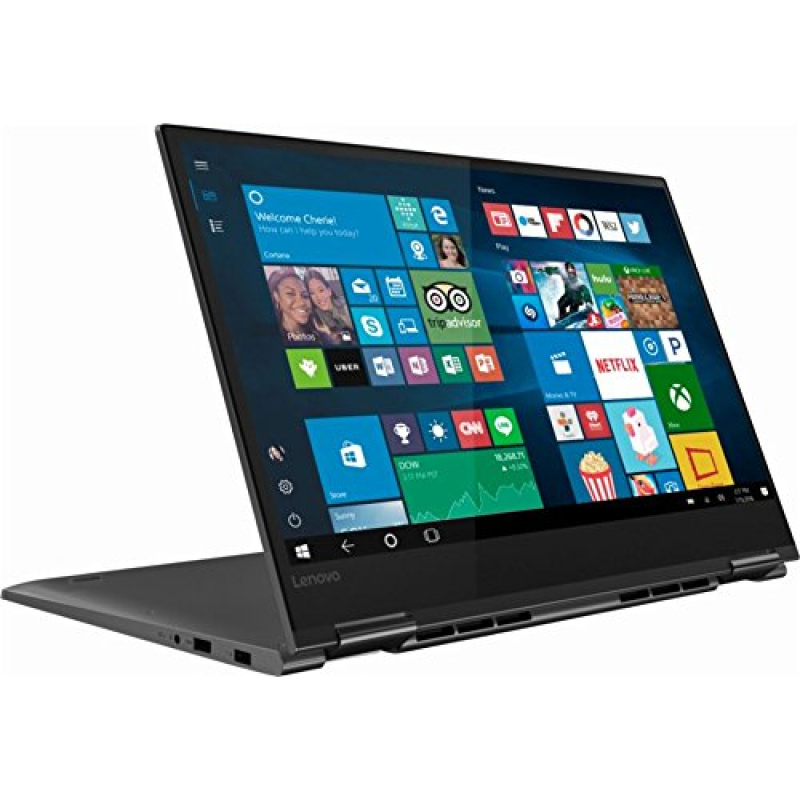 Premium Lenovo Yoga 730 2-in-1 15.6  FHD IPS Touchscreen Business Laptop/Tabelt, Intel Quad-Core i5-8250U 8GB DDR4 256GB PCIe SSD Thunderbolt Fingerprint Reader Windows Ink Backlit Keyboard Win 10