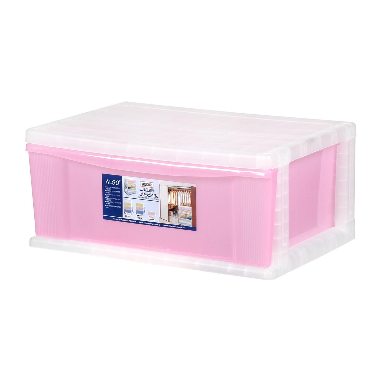 ALGO Jumbo Stocker Single Pink