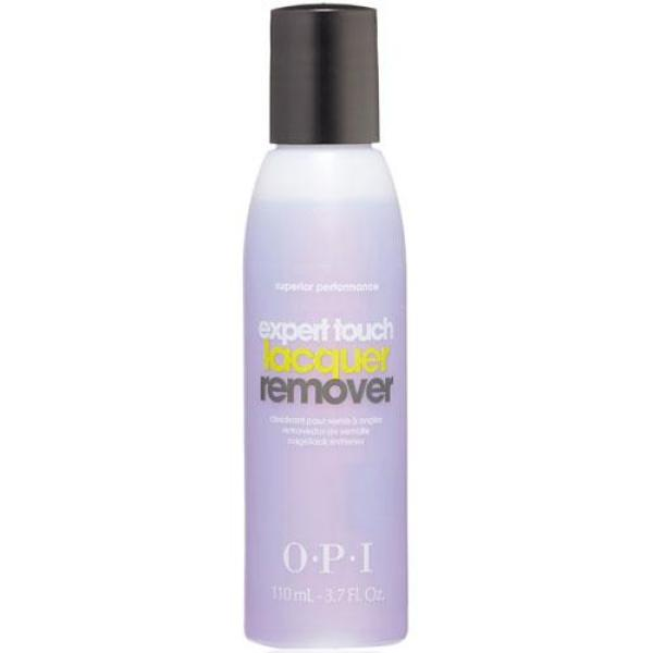 Buy Nail Tools - OPI Expert Touch Remover 110ml / 3.7 oz with acetone content removes nail polish and soak gel polish Singapore
