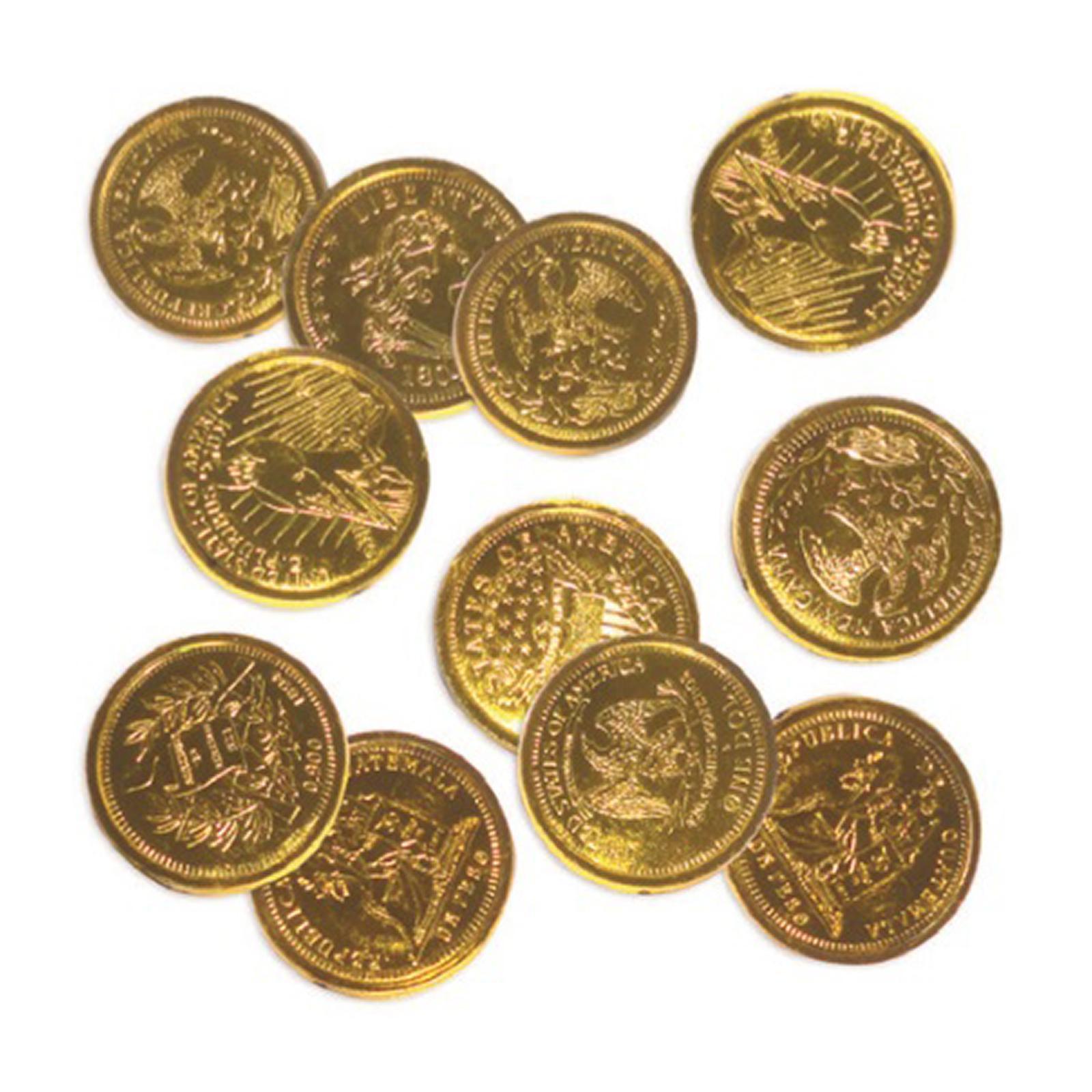 Artwrap Party Favors - Gold Coins