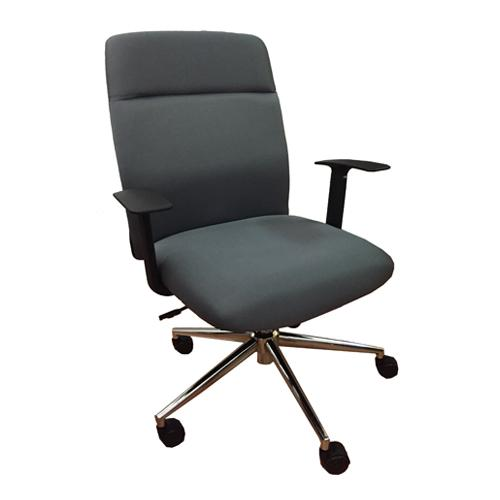 Preseli Chair (Col. Dark Grey) Singapore