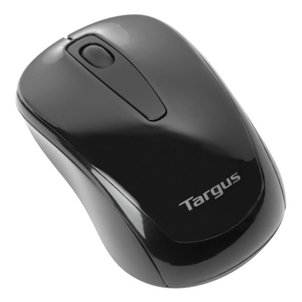 TARGUS W600 Wireless Black Mouse (Black, White, Red, Blue)/ Bluetooth Mouse/ Gadgets & IT