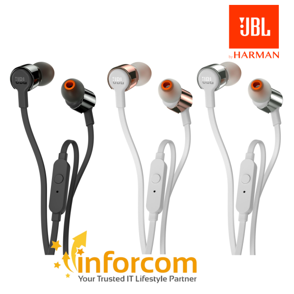 JBL TUNE 210 / T210 In-Ear 3.5mm Wired Earbud Earphone Headphones    Other Choice T205 Tune 205 T205BT Tune 205BT T215BT Tune 215BT Singapore