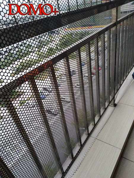 Widow Mesh Gate Mesh [1.5m Width] For Cat /Small Animals Protect Multi Purpose PVC Net Plastic Mesh Balcony