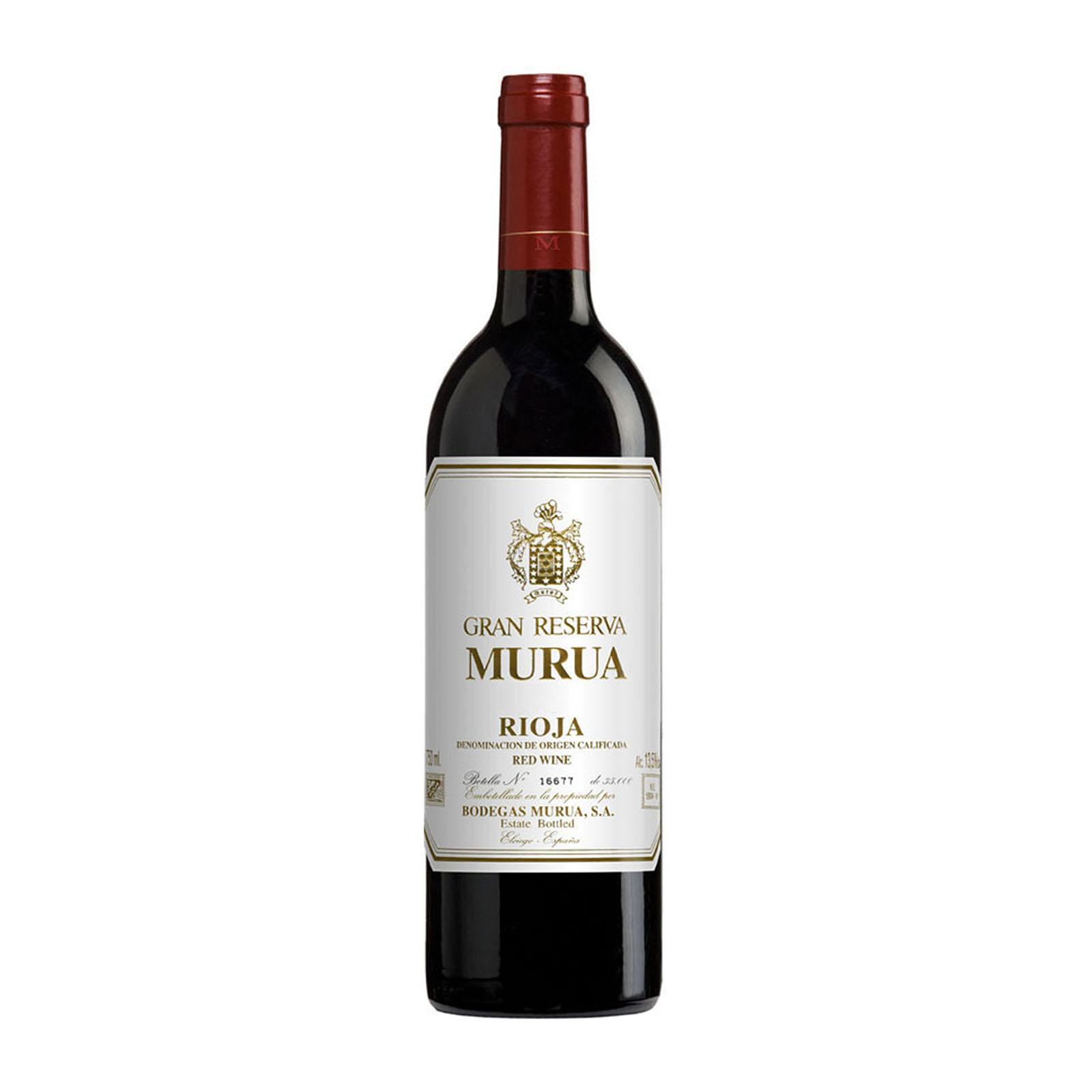Bodegas Murua Veguin Gran Reserva 2010 Rioja Spanish Wine - By TANINOS