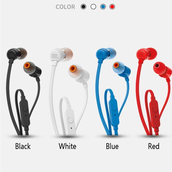 jbl earphones t110 - earphones - 100% AUTHENTIC - SG LOCAL SELLER Singapore
