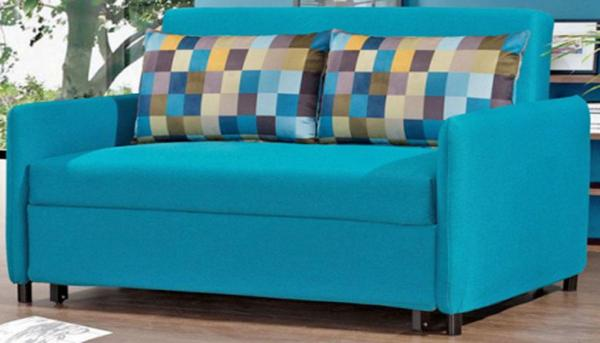 Gemini SFB105 PU 2 Seaters Sofa Bed