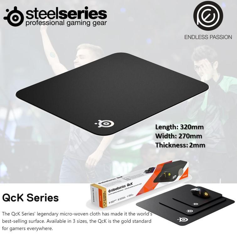 Steelseries QCK Mousepad - Medium