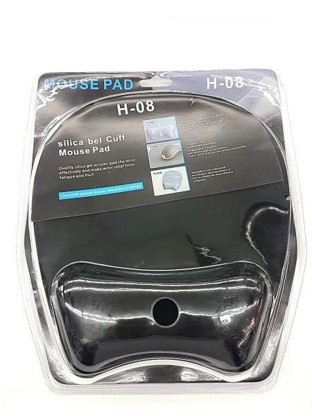 Ergonomic Mouse Pad H-08 Black