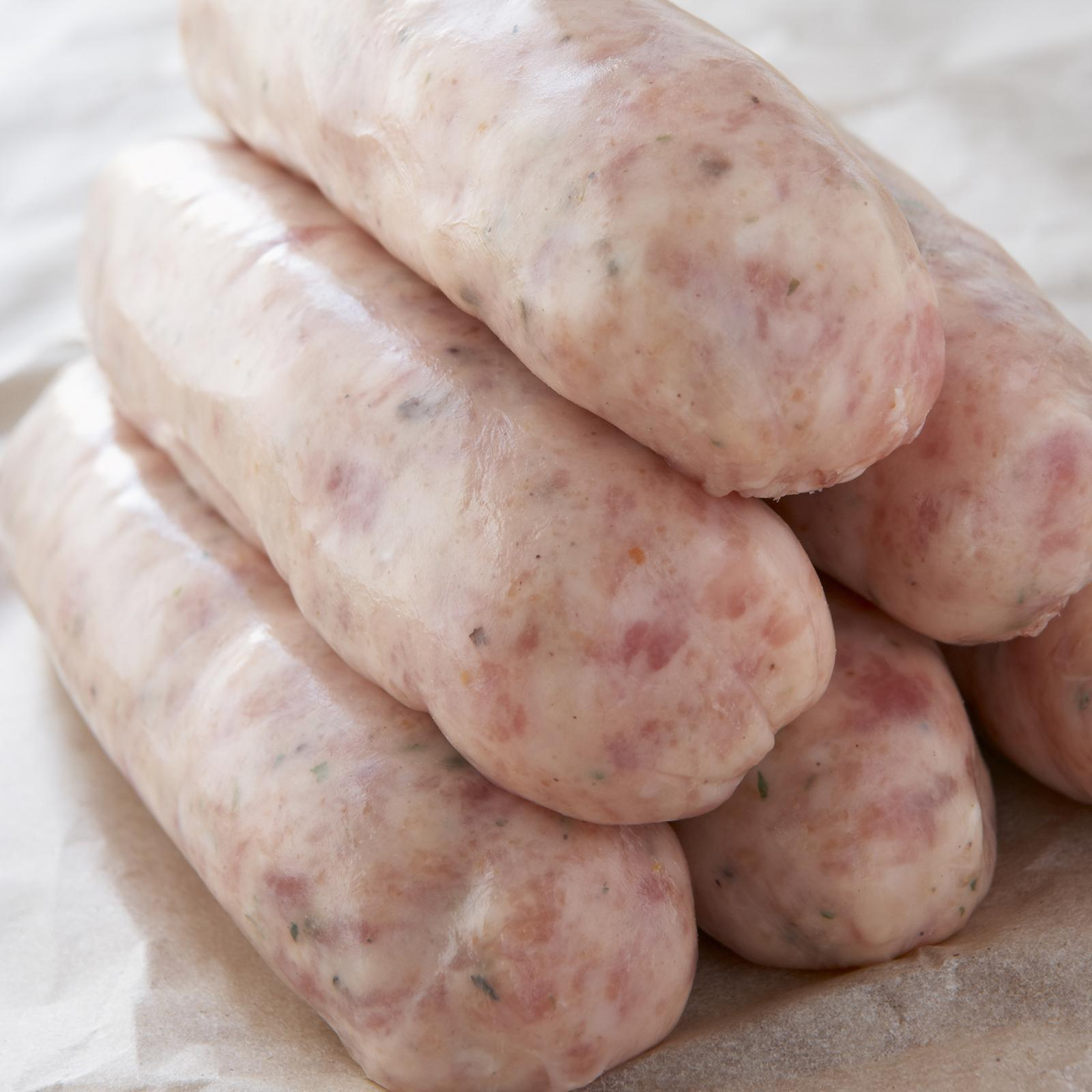 Sidecar British Pork Cumberland Sausages - Frozen