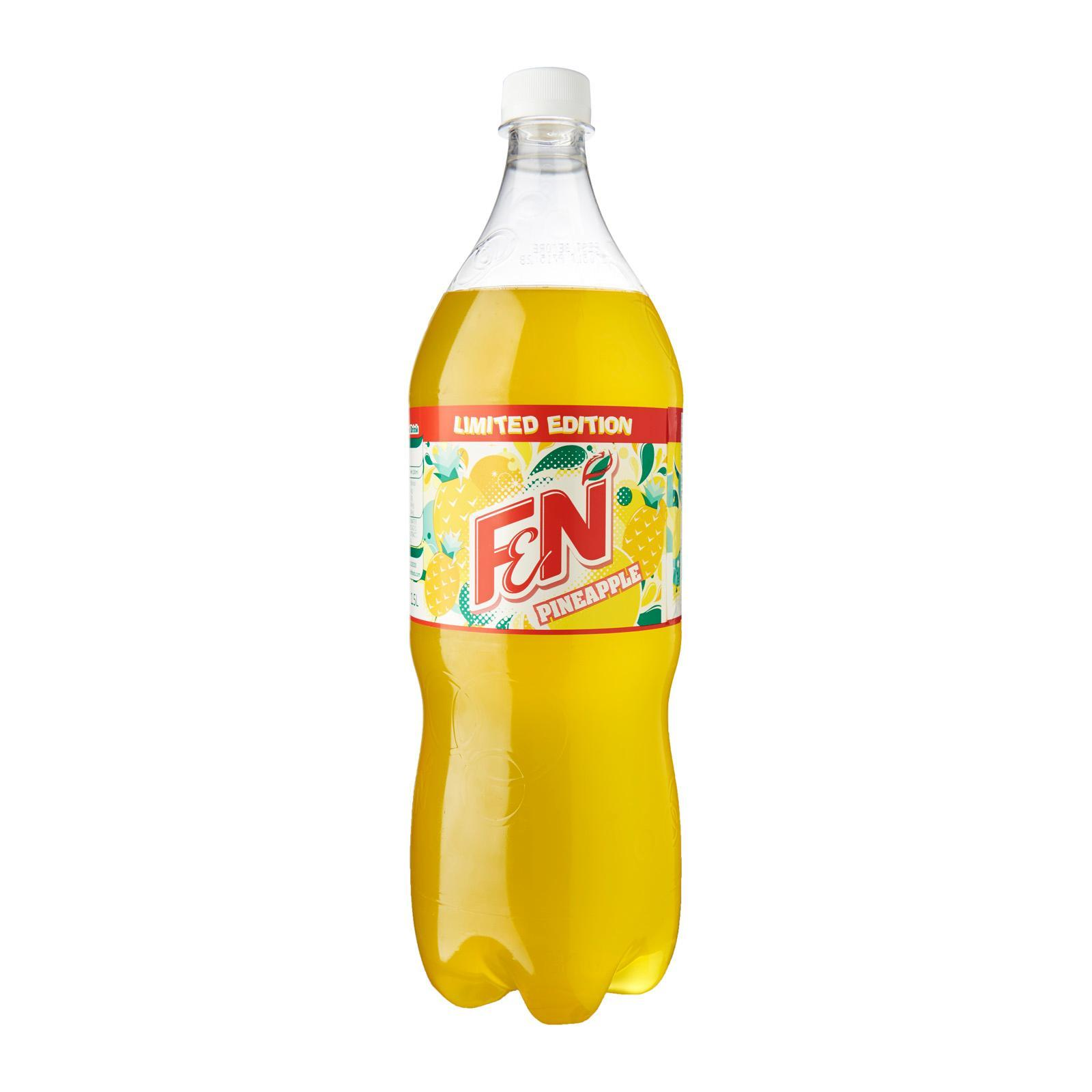 F&N Sparkling Pineapple