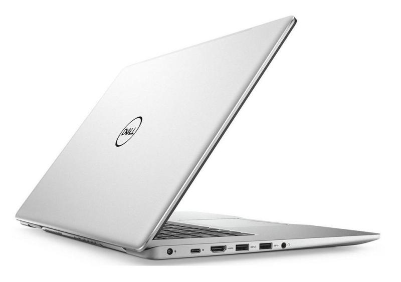 [New Arrival] Dell Inspiron 5570 8th Gen i7-8550U (8MB Cache, up to 4.0 GHz) 8GB, DDR4 256GB SSD +1TB HDD Windows 10 Pro DVD/RW 15.6 inch Full HD Truelife LED-Backlit On-cell Platinum Silver  (Touch Screen)  Free Laptop Bag and Wireless Mouse