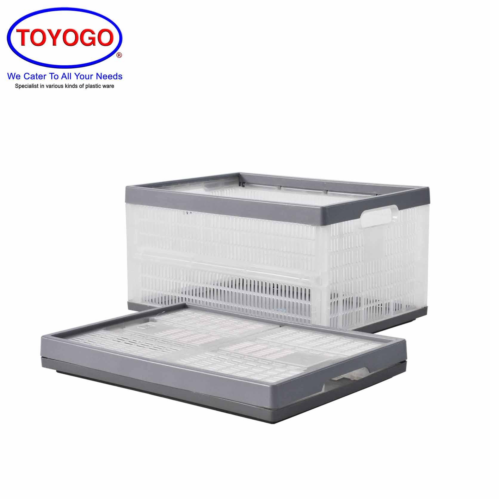 Toyogo Collapsible Crate (7407)
