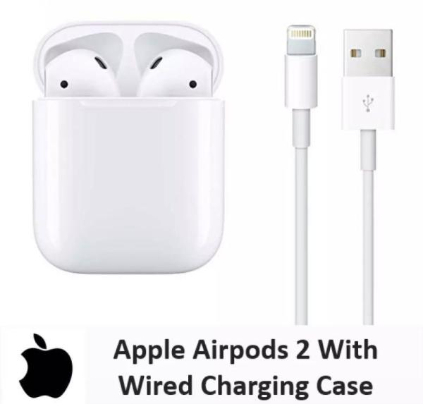 Apple Airpods Gen 2 with Charging Case Singapore