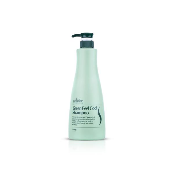 Buy Obsidian Green Feel Cool Shampoo Singapore
