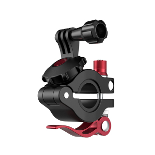 Sports Camera Bike Clip Universal Bicycle Stand Accessories Universal Handlebar Clip Tripod Mount for Gopro Osmo thumbnail