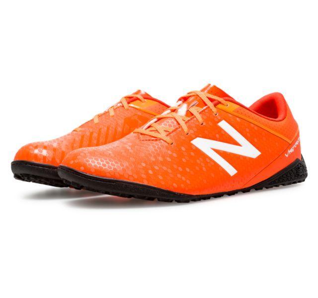 c701111ea9f4 NB Visaro Control TURF (D width) - Men Football Cleats (Orange) MSVRCTLF