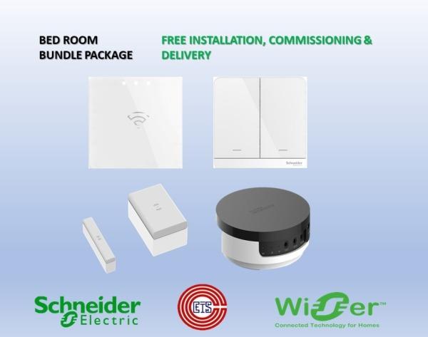 Schneider Wiser Bed Room Bundle Singapore