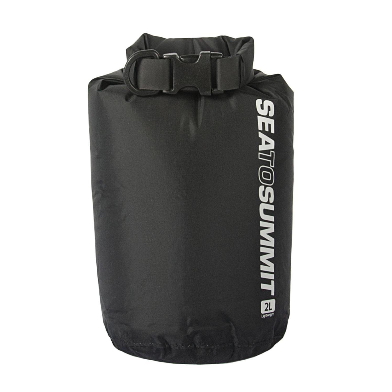 Sea To Summit Dry Sack 2 Litre-Xs (black).