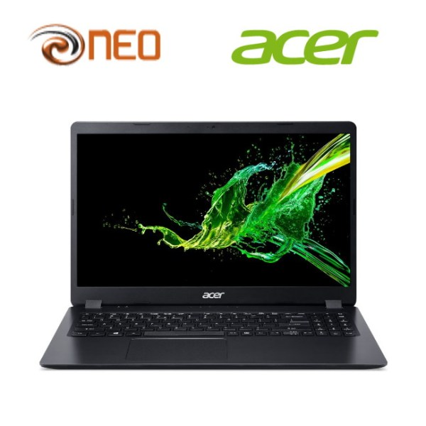 Acer Aspire 3 A315-56-59PX (Black) New Laptop with LATEST 10th Gen Intel i5-10210U processor