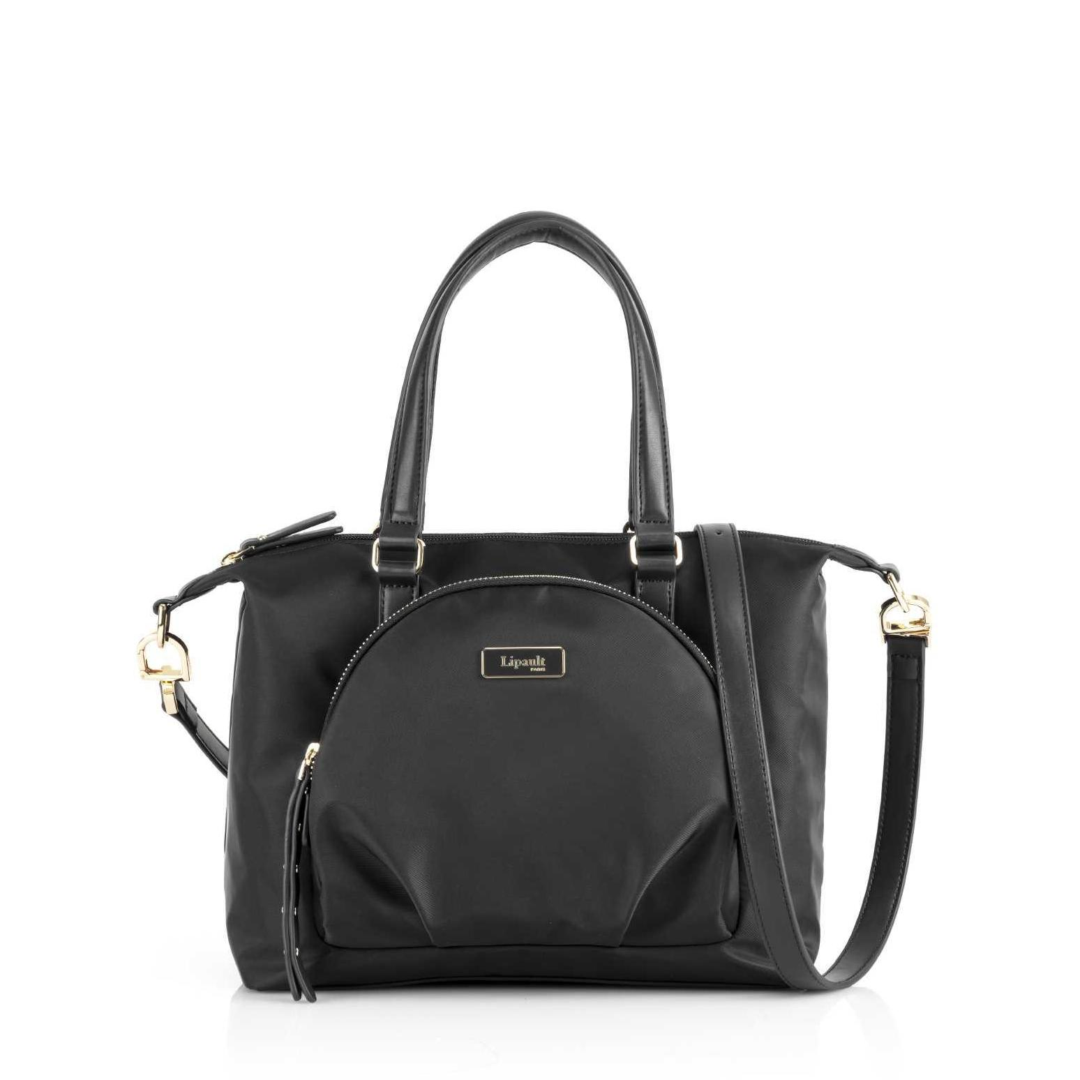 Lipault Paris Plume Essentials Round Pkt Tote Bag S