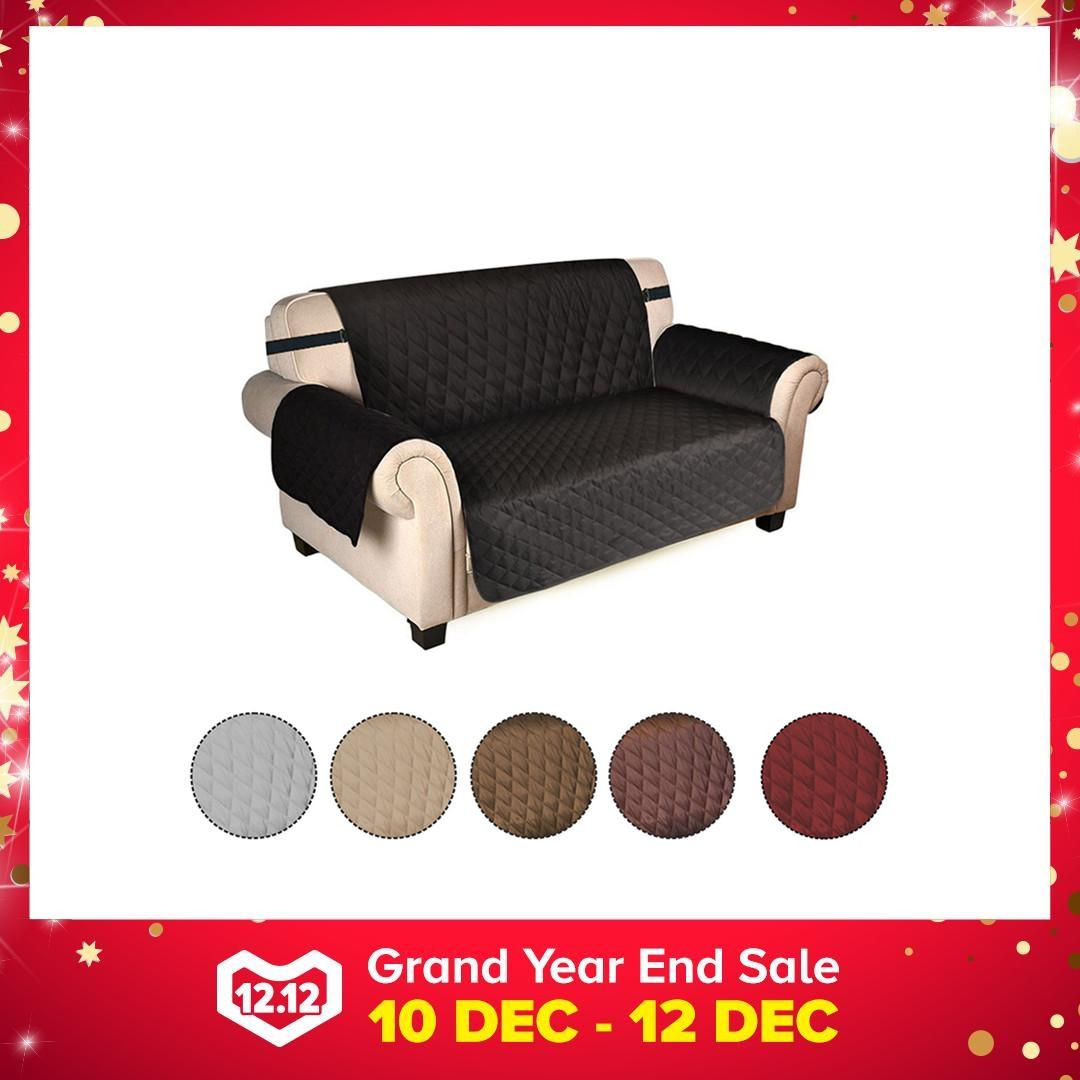 2 Seater 3 Seater Deluxe Seater Elastic Sofa Cover Slipcovers Couch  Furniture Protector Pet Sofa 0f3daf079a