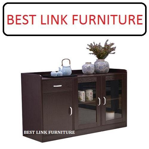 BEST LINK FURNITURE BLF HF-3312C Sideboard / Buffet Hutch