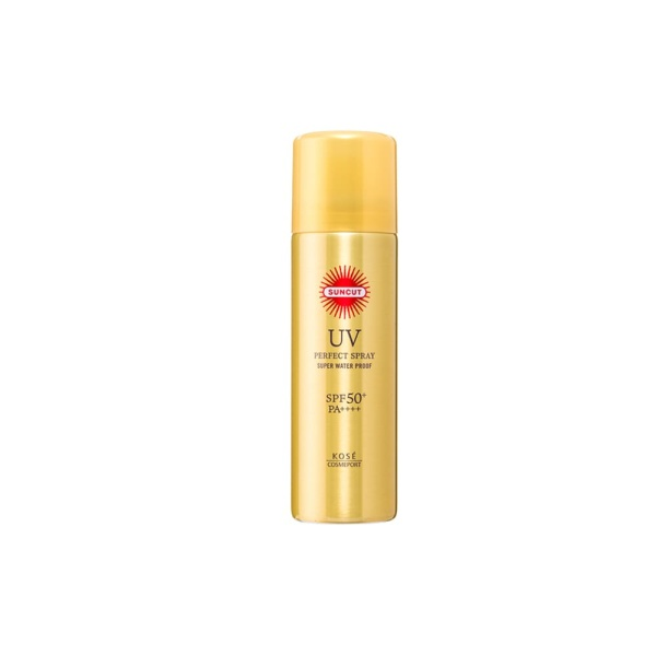 Buy KOSE COSMEPORT Suncut Perfect UV Spray Super Water Proof 90g Singapore