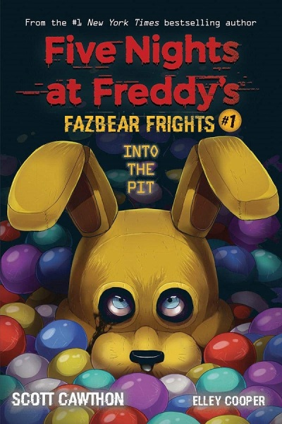 Five Nights at Freddys: Fazbear Frights #01 Into the Pit / English Young Adult Books / (9781338576016)