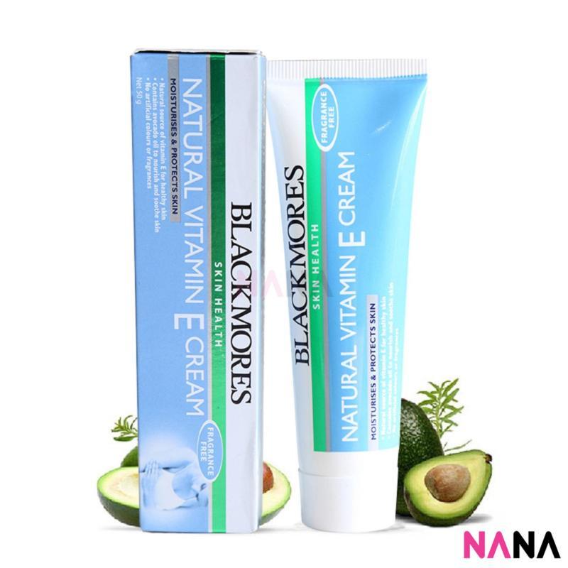 Buy Blackmores Natural Vitamin E Cream (50g) Singapore