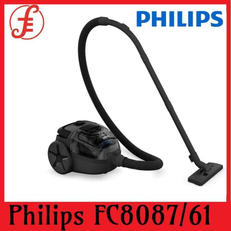 Philips FC8087/61 EasyGo Compact Bagless Vacuum Cleaner (FC8087/61) Singapore