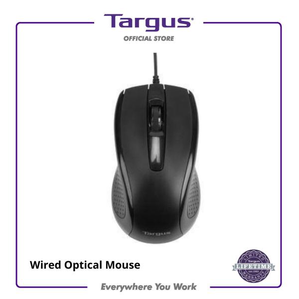 Targus U660 Optical Mouse (Black)
