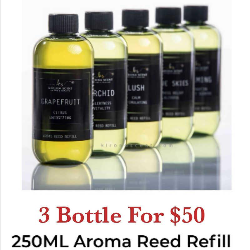 Buy 250ML Aroma Reed Refill Singapore