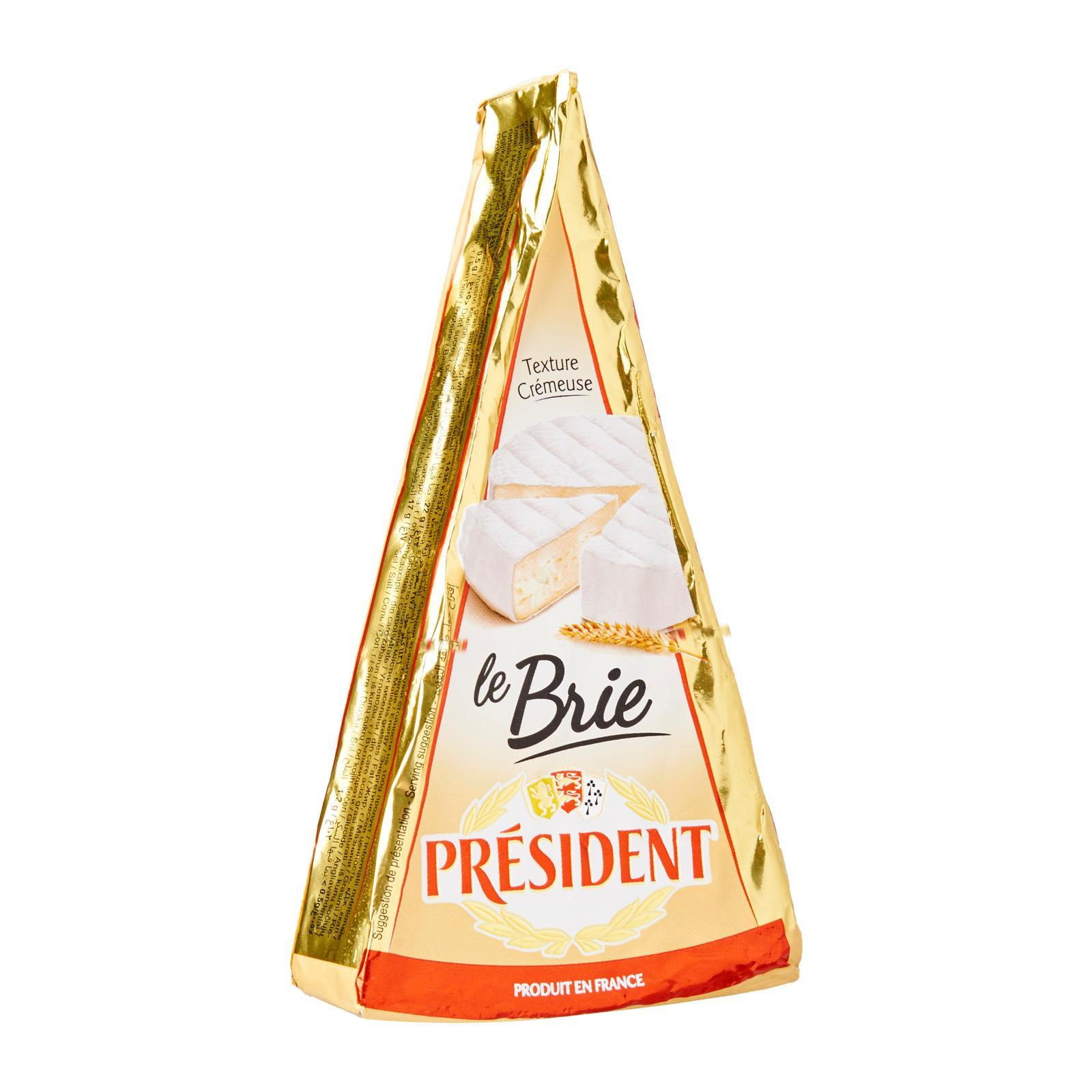 President Brie Portion Cheese