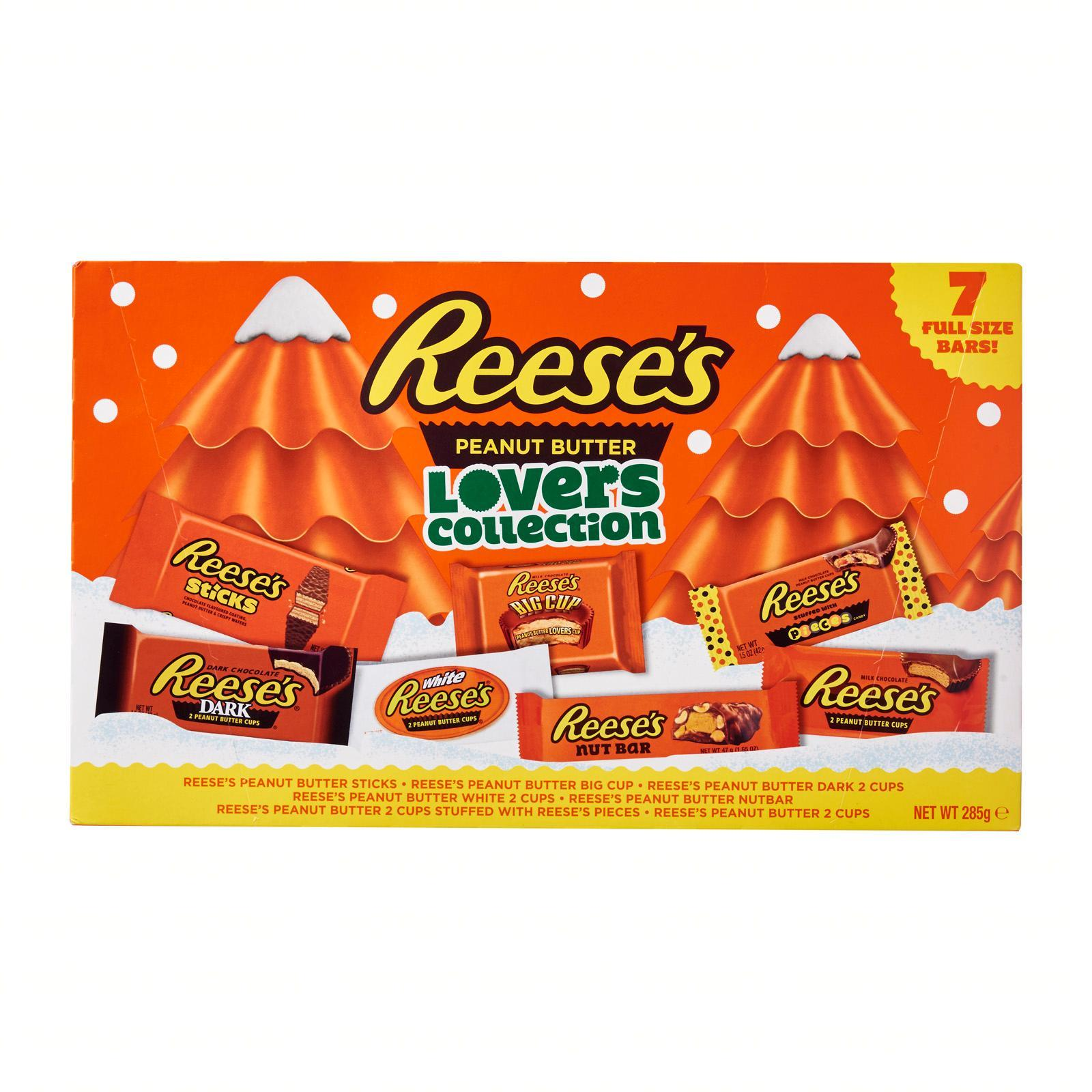 Reese's Peanut Butter Cups Lovers Collection Selection Box - Christmas Special