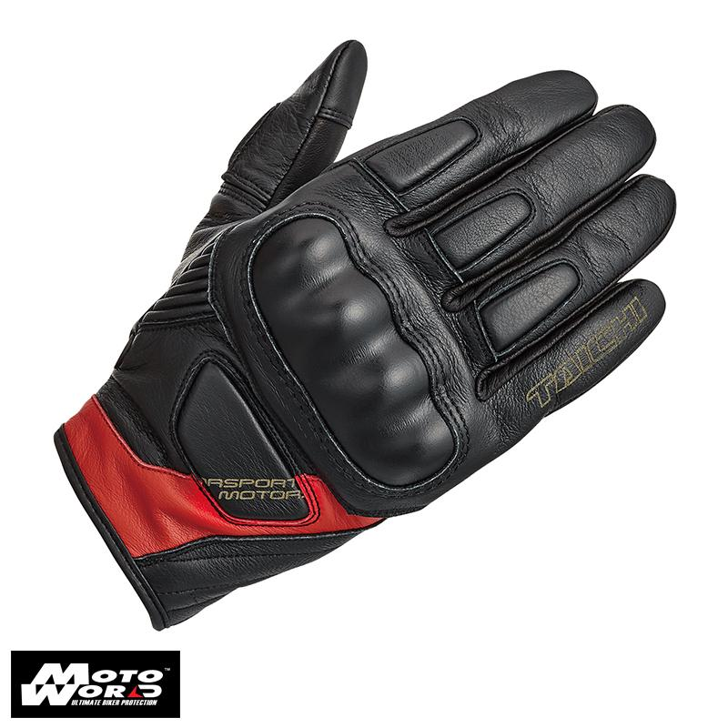 RS Taichi RST445 Stealth Leather Glove