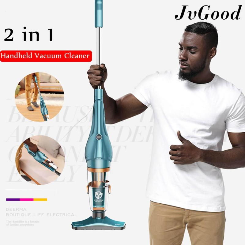 JvGood Vacuum Cleaner DX900 Portable Steel Filter with Mites Cleaning Genuine Deerma Bagless Vacuum Cleaner Heavy-duty Portable 2 in 1 Hand-held Cleaner Strong Suction Singapore