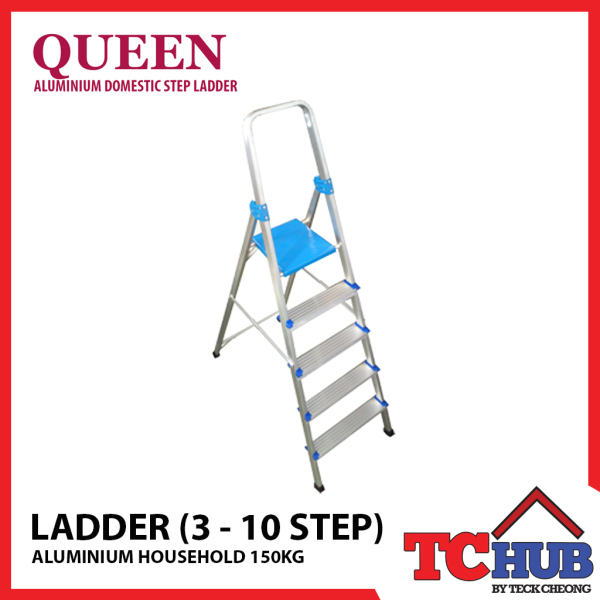 Queen Household Ladder (7 STEP)