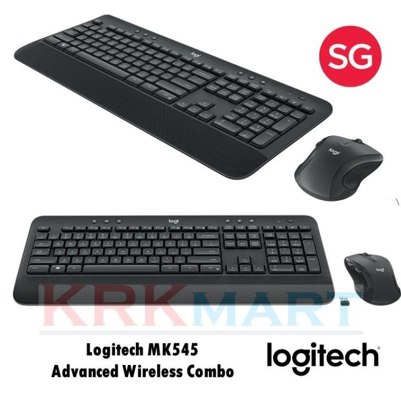 Logitech MK545 Advanced Wireless Combo Singapore