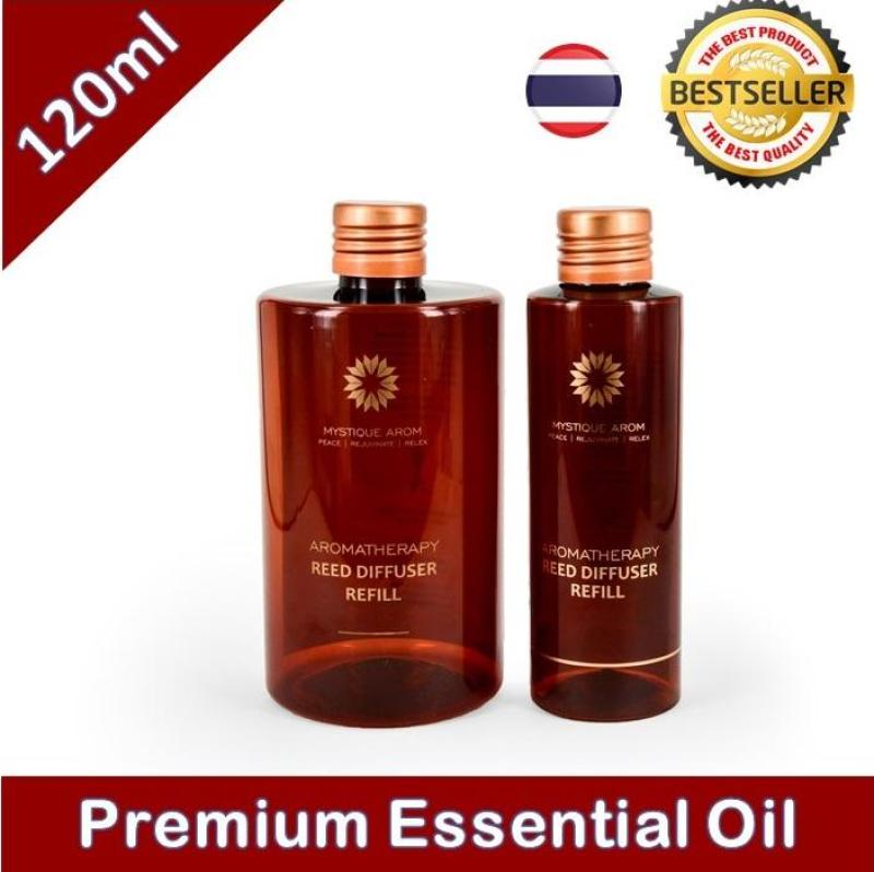 Buy [11 Different Scent] BEST SELLER ESSENTIAL OIL 120ML  Ocean, Lavender,Anti Stress, Sandalwood, Lemongrass, Oriental Spice, Frankincense, Jasmine, Rose, White Tea, Sensual. 100% Natural Botanical Extracts For Aroma Diffusers, Air Revitalizers, Humidifiers. Singapore