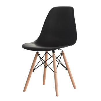 Eames DSW Style Shell Chair - Double Thickness