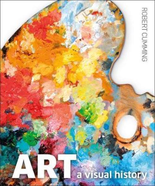 Art: A Visual History HARDCOVER (9780241437414)