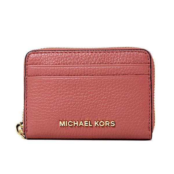 138b65de7d61 NEW ARRIVAL Michael Kors Jet Set Zip Around Card Case