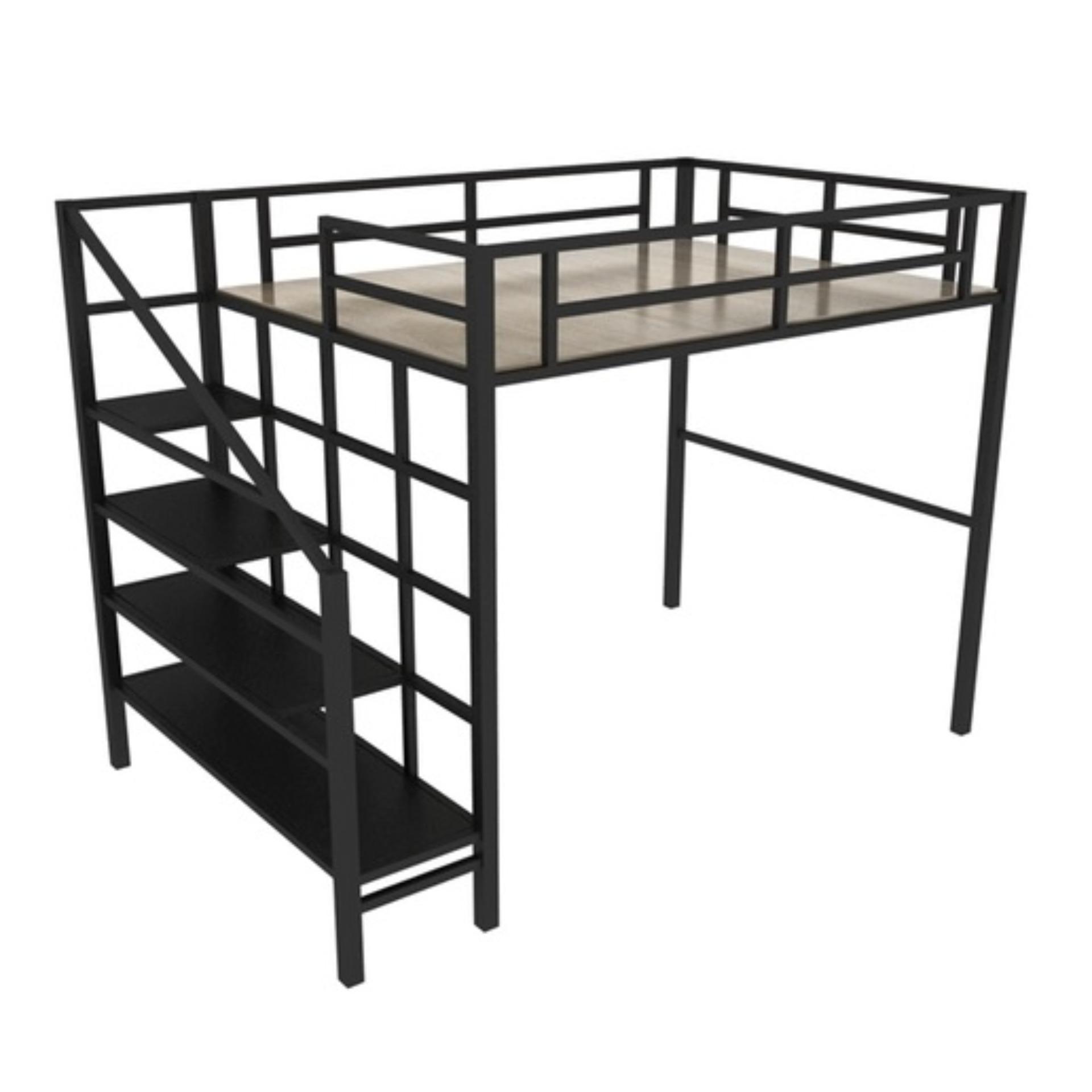 Modern Loft Bed (Queen)